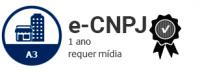 E-CNPJ A3 DE 1 ANO