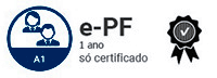 Certificado Digital E-PF-A1