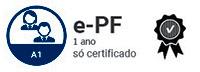 Certificado Digital E-PF-A1
